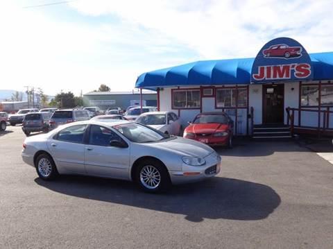 2000 Chrysler Concorde for sale in Missoula, MT