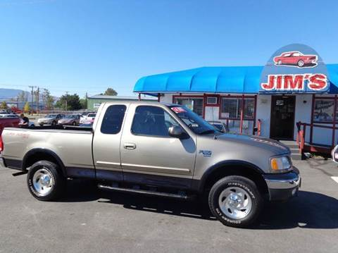 2001 Ford F-150 for sale in Missoula, MT