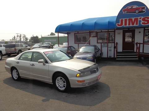 2001 Mitsubishi Diamante for sale in Missoula, MT