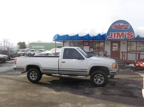 2000 GMC C/K 3500 Series for sale in Missoula, MT