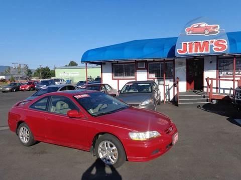 2001 Honda Accord for sale in Missoula, MT