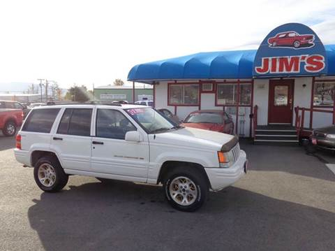 1998 Jeep Grand Cherokee for sale in Missoula, MT