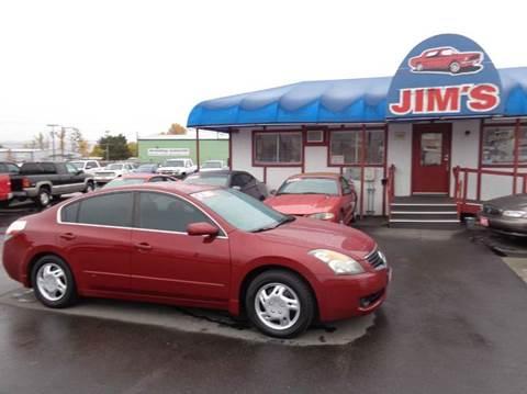 2007 Nissan Altima for sale in Missoula, MT