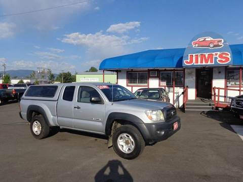 2005 Toyota Tacoma for sale in Missoula, MT