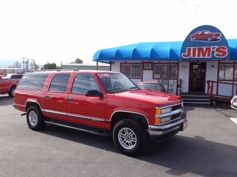 1997 Chevrolet Suburban for sale in Missoula, MT