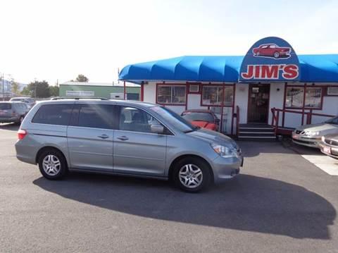2007 Honda Odyssey for sale in Missoula, MT