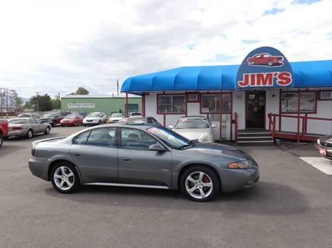 2005 Pontiac Bonneville for sale in Missoula, MT
