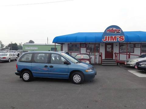 1999 Plymouth Voyager for sale in Missoula, MT