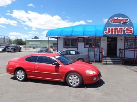 2003 Chrysler Sebring for sale in Missoula, MT
