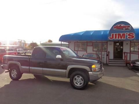 2001 GMC Sierra 1500 for sale in Missoula, MT