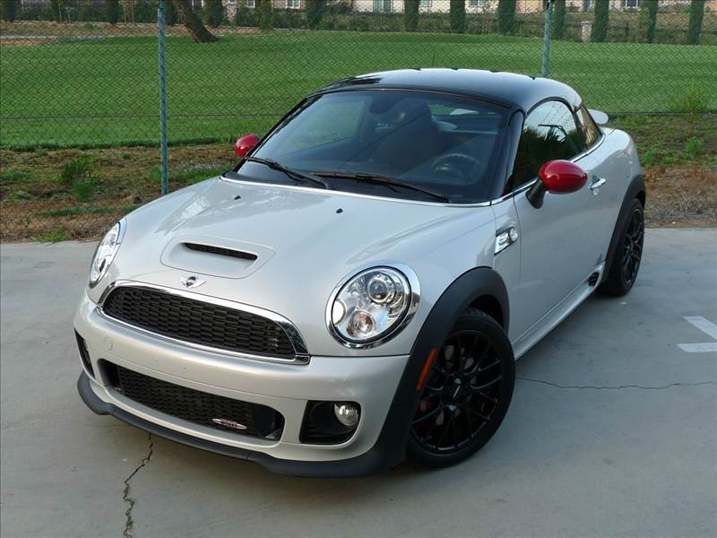 2013 MINI Coupe John Cooper Works