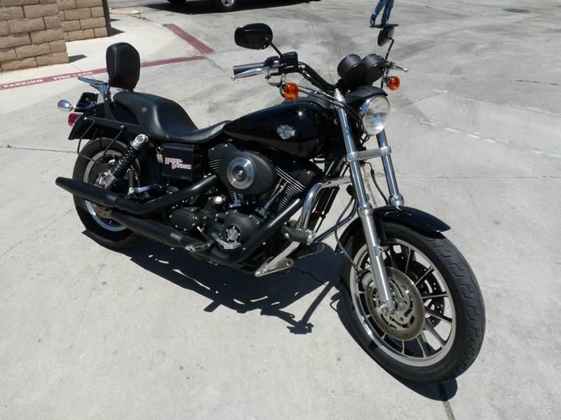 2002 Harley-Davidson Dyna FXDX