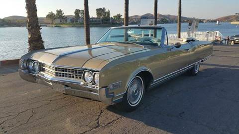 1966 Oldsmobile Ninety-Eight for sale in Canyon Lake, CA
