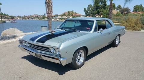 1967 Chevrolet Chevelle Malibu for sale in Canyon Lake, CA