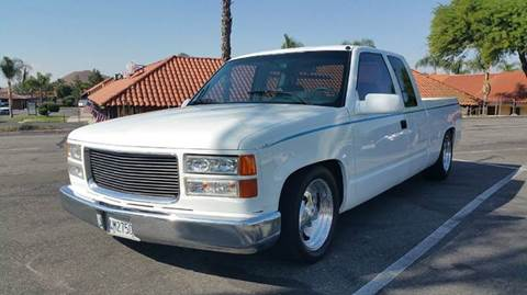 1992 Chevrolet C/K 1500 Series for sale in Canyon Lake, CA
