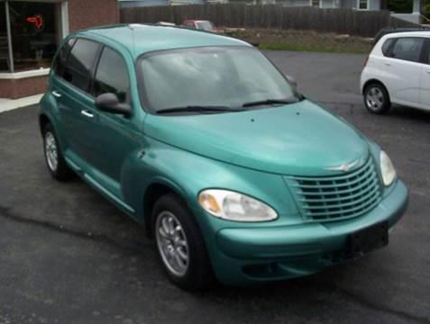 2004 Chrysler PT Cruiser for sale in Burlington, WI