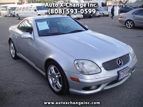 2003 Mercedes-Benz SLK-Class for sale in Honolulu, HI