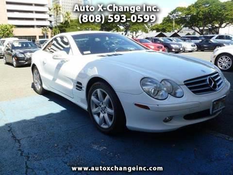 2003 Mercedes-Benz SL-Class for sale in Honolulu, HI