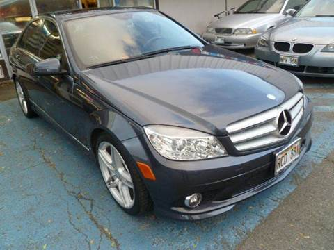 2010 Mercedes-Benz C-Class for sale in Honolulu, HI