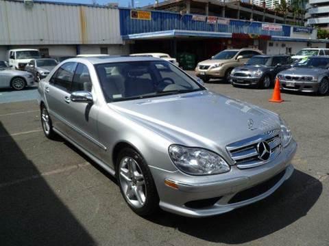 2006 Mercedes-Benz S-Class for sale in Honolulu, HI