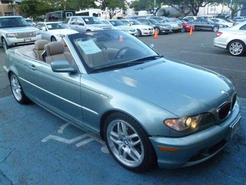 2004 BMW 3 Series for sale in Honolulu, HI