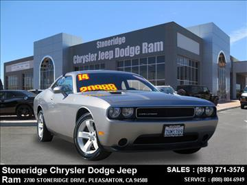 2014 Dodge Challenger for sale in Dublin, CA
