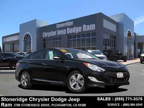 2011 Hyundai Sonata Hybrid for sale in Dublin, CA