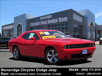2015 Dodge Challenger for sale in Dublin, CA