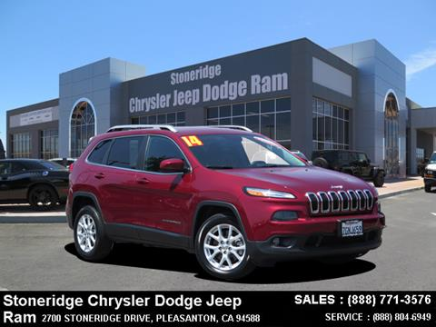 2014 Jeep Cherokee for sale in Dublin, CA