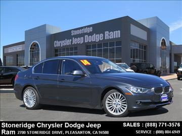 2014 BMW 3 Series for sale in Dublin, CA
