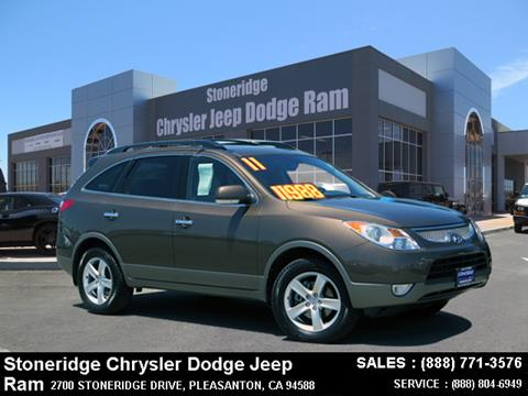2011 Hyundai Veracruz for sale in Dublin, CA