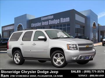 2013 Chevrolet Tahoe for sale in Dublin, CA