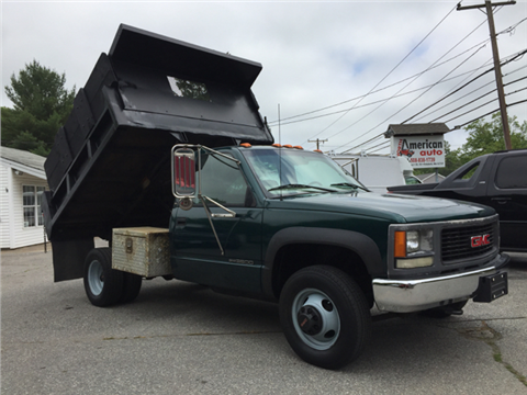 2000 GMC C/K 3500 Series for sale in Rehoboth, MA