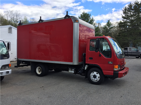 2005 GMC W3500 for sale in Rehoboth, MA