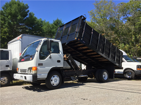 2002 GMC W3500 for sale in Rehoboth, MA