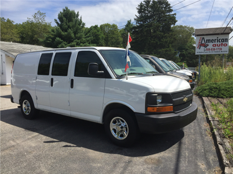 2007 Chevrolet Express Cargo for sale in Rehoboth, MA