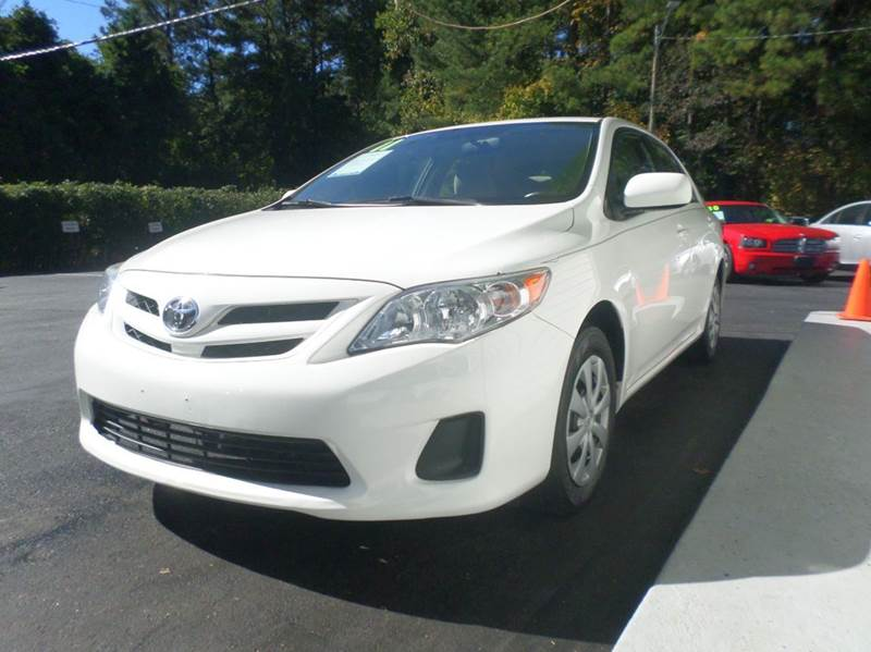 toyota corolla for sale in cary nc. Black Bedroom Furniture Sets. Home Design Ideas