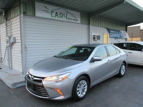 toyota camry for sale cary nc. Black Bedroom Furniture Sets. Home Design Ideas