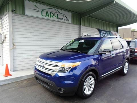 best used suvs for sale cary nc. Black Bedroom Furniture Sets. Home Design Ideas