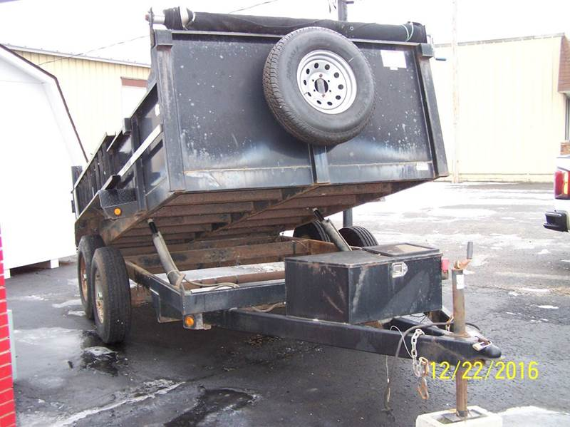 2008 Load Trail Dump In Bellefontaine Oh Jacobs Motors