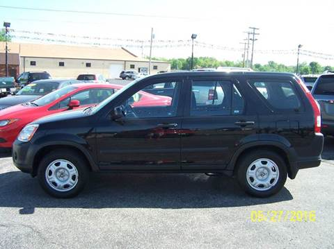 2006 Honda CR-V for sale in Bellefontaine, OH