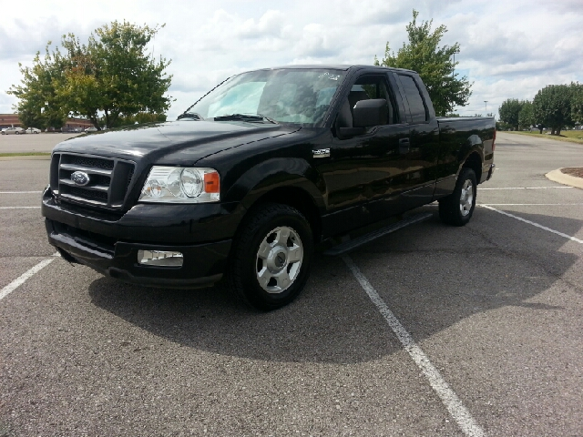 2004 ford f 150 stx supercab 2wd for sale in nashville. Black Bedroom Furniture Sets. Home Design Ideas