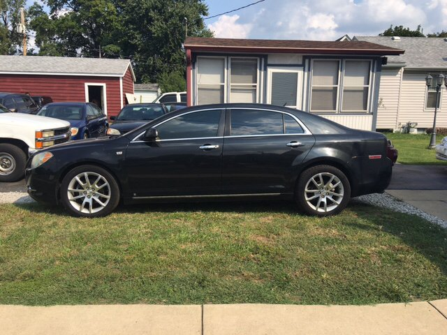 2008 chevrolet malibu ltz 4dr sedan in madison il marti motors. Black Bedroom Furniture Sets. Home Design Ideas