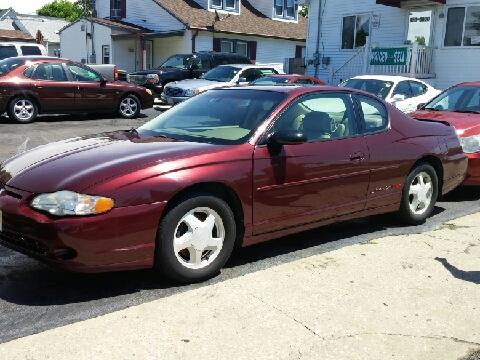 2001 Chevrolet Monte Carlo for sale in Madison, IL