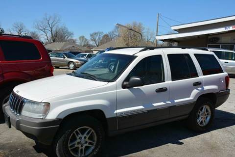 2003 Jeep Grand Cherokee for sale in Madison, IL