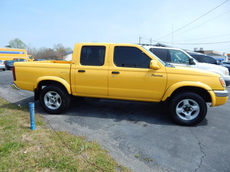 extended weinle oh cab veh frontier in xe cleves nissan sb