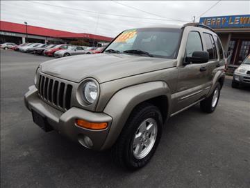 Jeep liberty for sale murfreesboro tn for Liberty motors murfreesboro tn