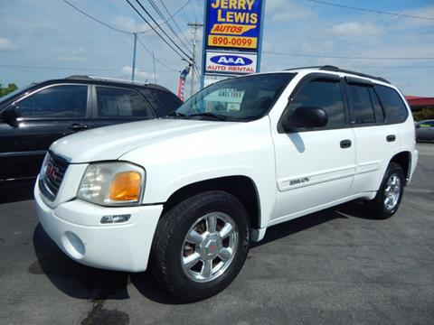 Used gmc envoy for sale in tennessee for Lewis motor sales lafayette in