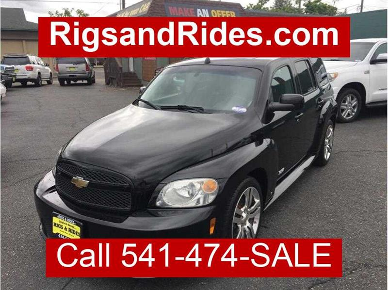 2008 chevrolet hhr ss 4dr wagon in grants pass or rigs and rides 2008 chevrolet hhr ss 4dr wagon grants pass or freerunsca Image collections