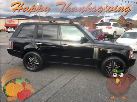 2004 Land Rover Range Rover for sale in Grants Pass, OR